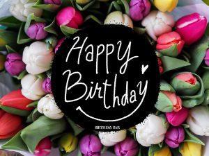 お誕生日パーティーのため午後9時で閉店いたします。